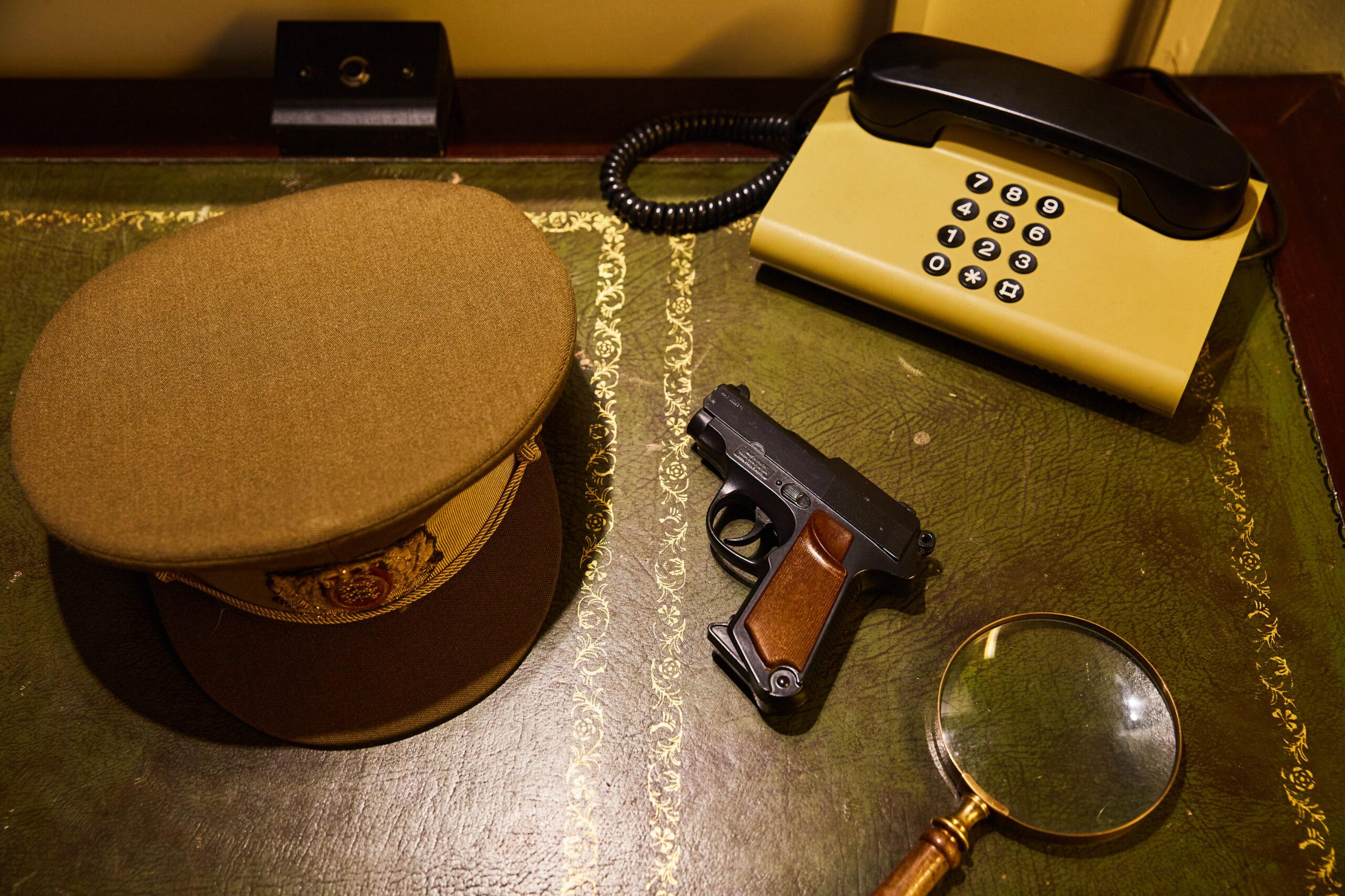 MGL6967 Escaperoom